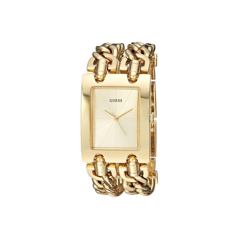ゲス GUESS レディース 腕時計【U1117L2】Gold