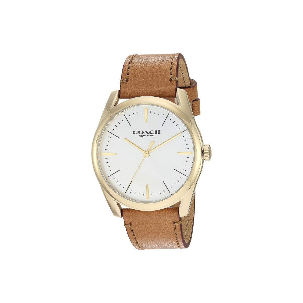コーチ COACH レディース 腕時計【Preston - 14602398】White