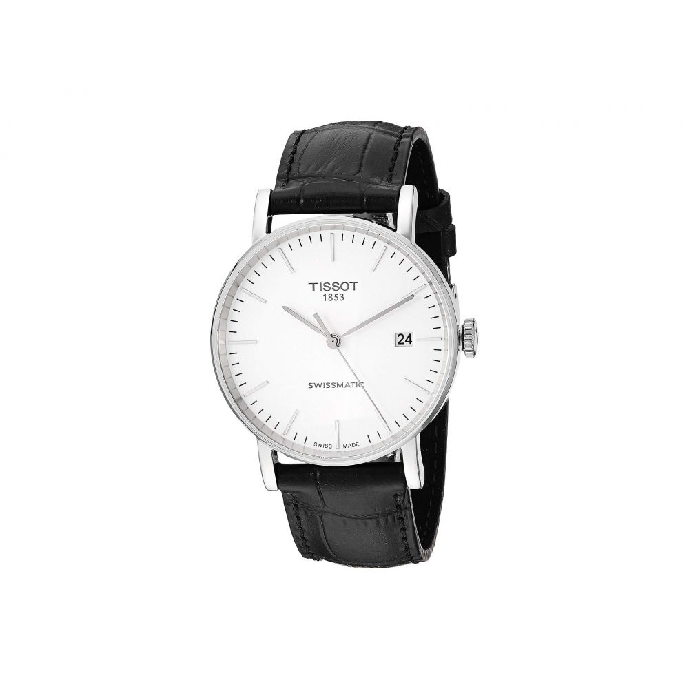 ティソ Tissot レディース 腕時計【Everytime Swissmatic - T1094071603100】Black
