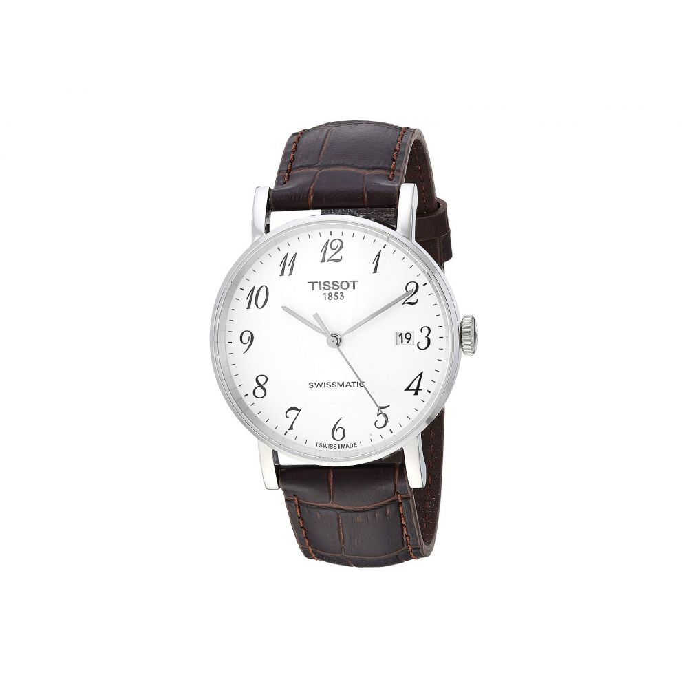 ティソ Tissot レディース 腕時計【Everytime Swissmatic - T1094071603200】Brown