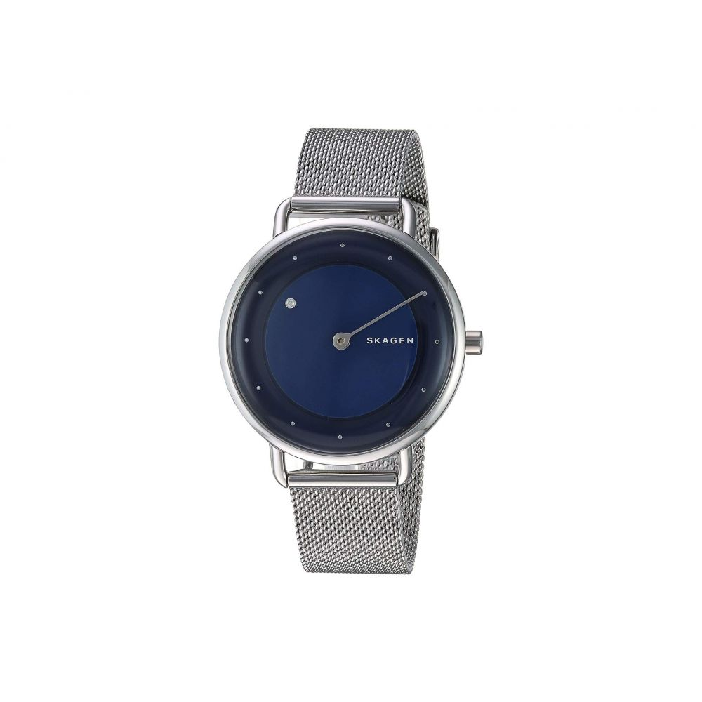 スカーゲン Skagen レディース 腕時計【Horizont Special Edition Rotating Diamond - SKW2738】Silver