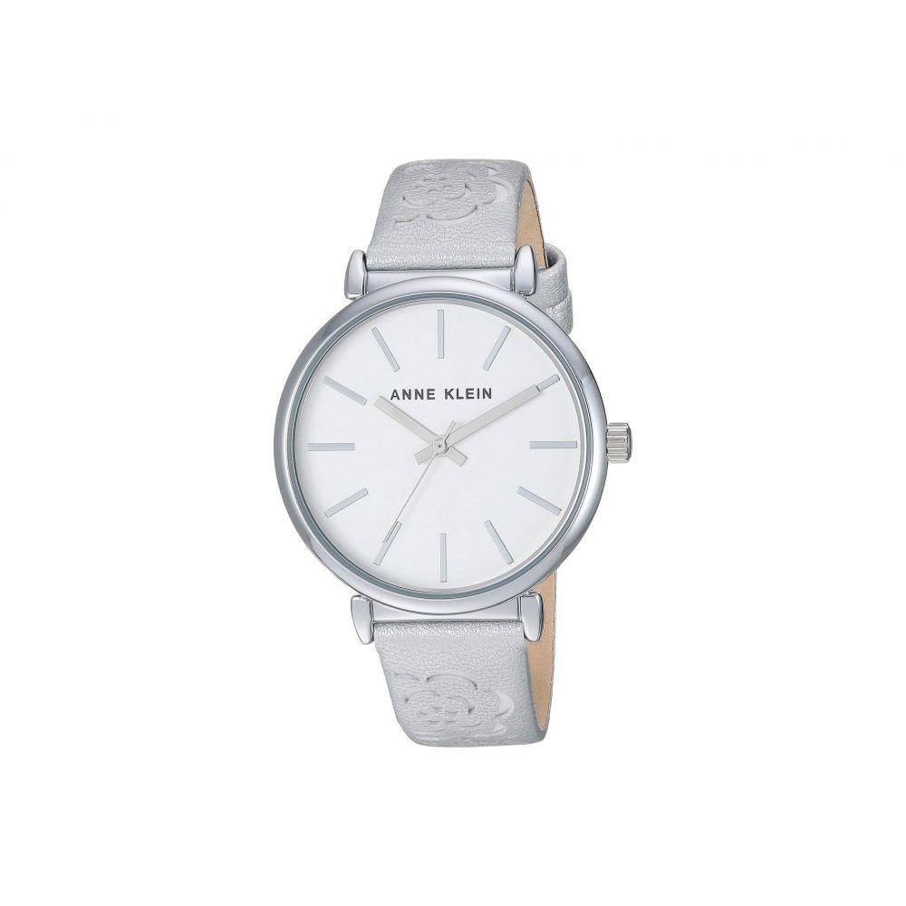 アン クライン Anne Klein レディース 腕時計【AK-3379SVSI】Silver-Tone