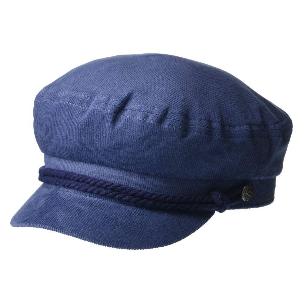 ブリクストン Brixton レディース 帽子【Fiddler】Navy Cord