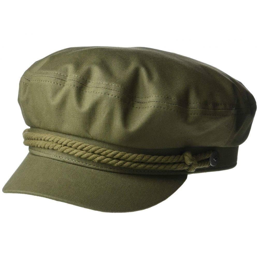 ブリクストン Brixton レディース 帽子【Fiddler】Military Olive