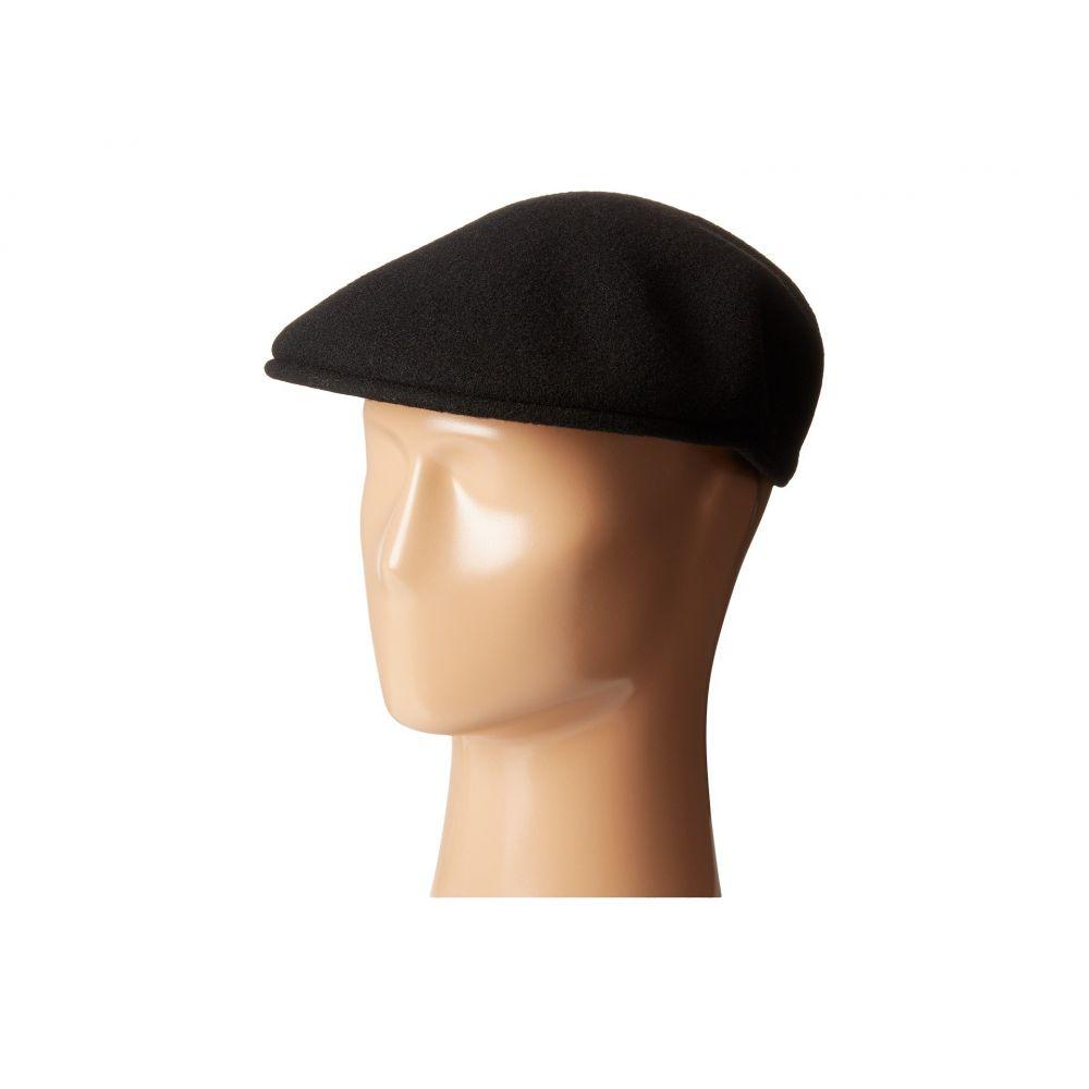 カンゴール Kangol レディース 帽子【Wool 504】Black/Gold