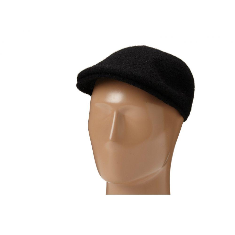 カンゴール Kangol レディース 帽子【Seamless Wool 507】Black