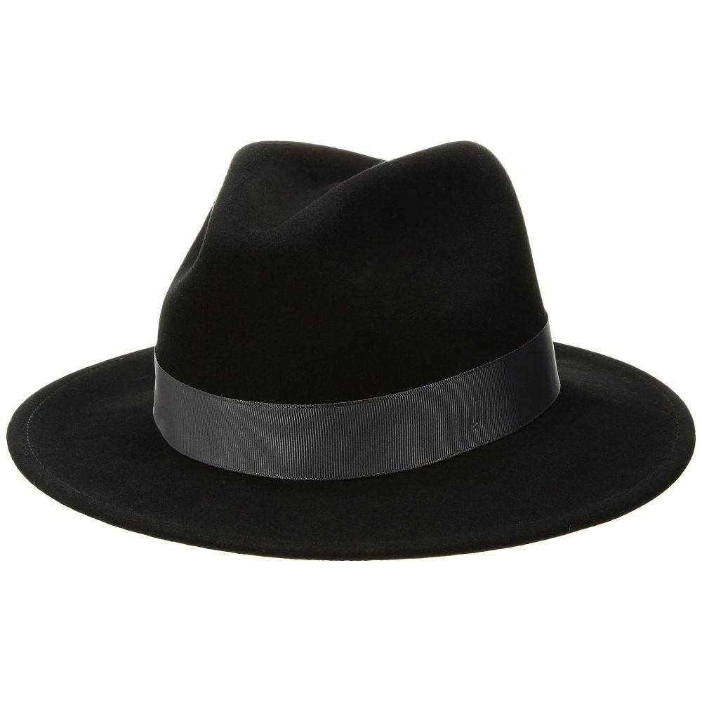 ベットマー Betmar レディース 帽子 ハット【Sawyer】Black