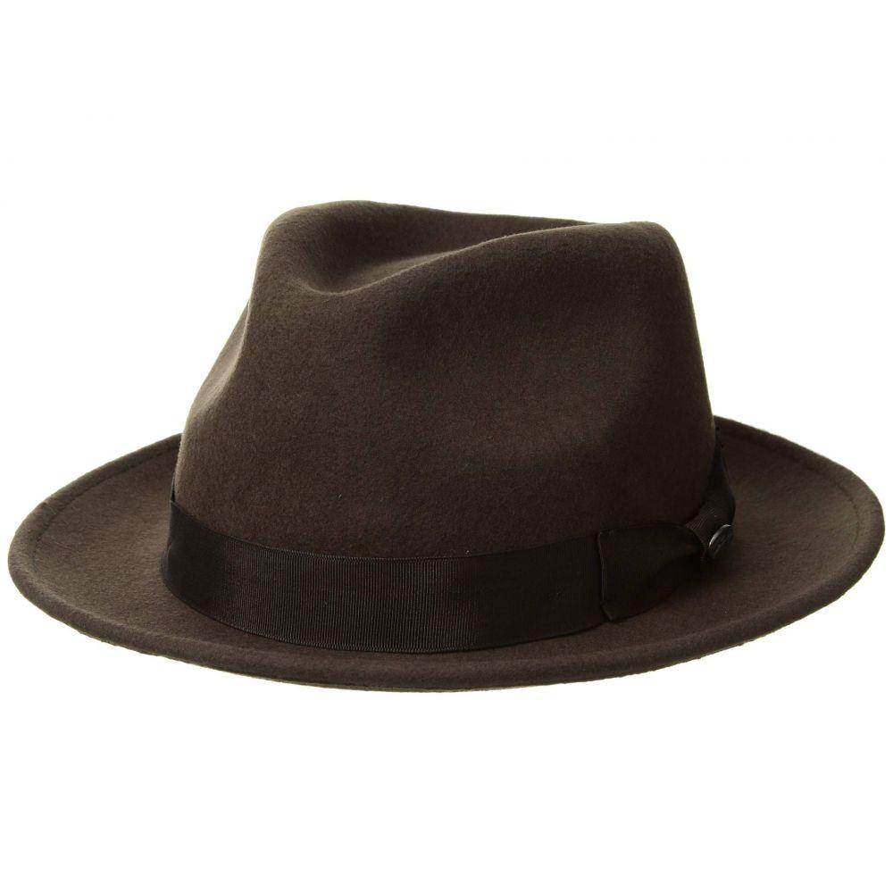 ベーリー オブ ハリウッド Bailey of Hollywood レディース 帽子 ハット【Maglor】Chocolate