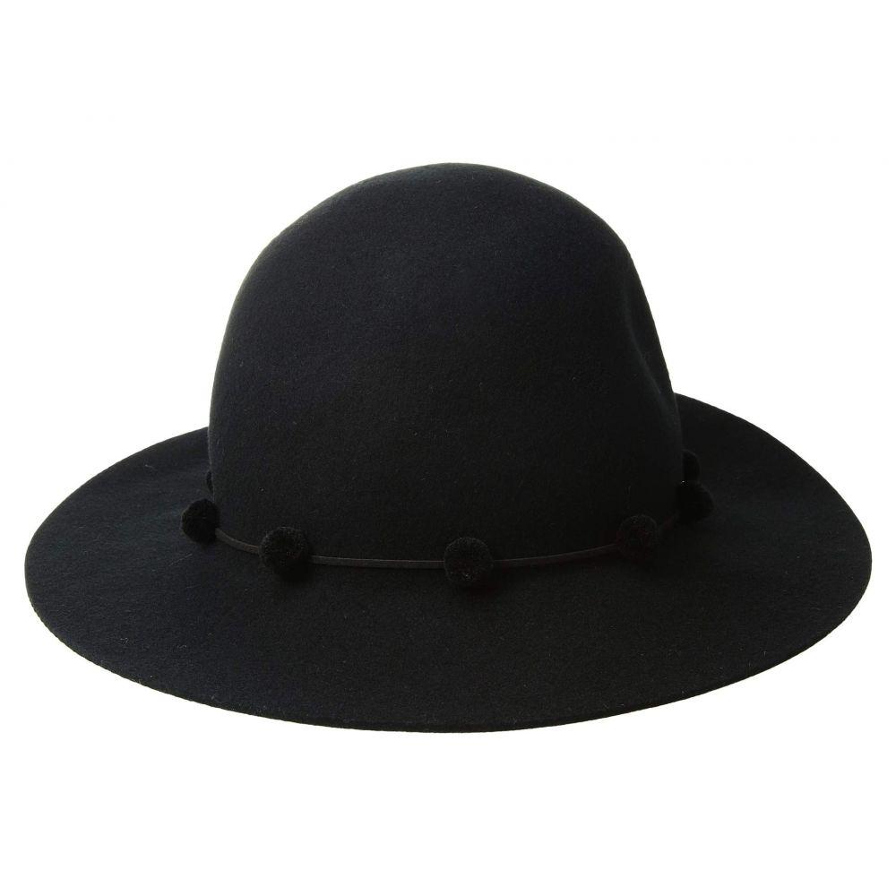 ベットマー Betmar レディース 帽子 ハット【Frida】Black