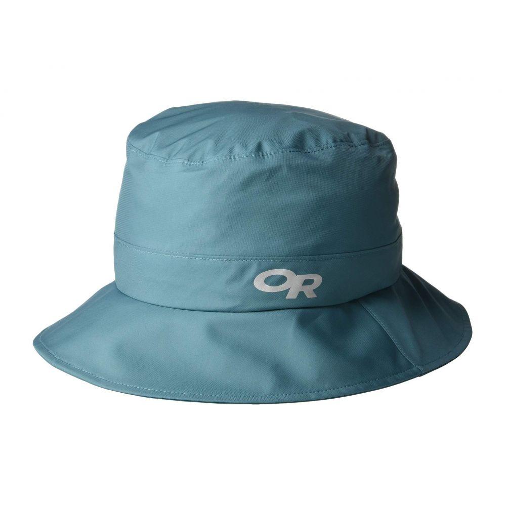 アウトドアリサーチ Outdoor Research レディース 帽子 ハット【Intersteller Rain Bucket】Washed Peacock