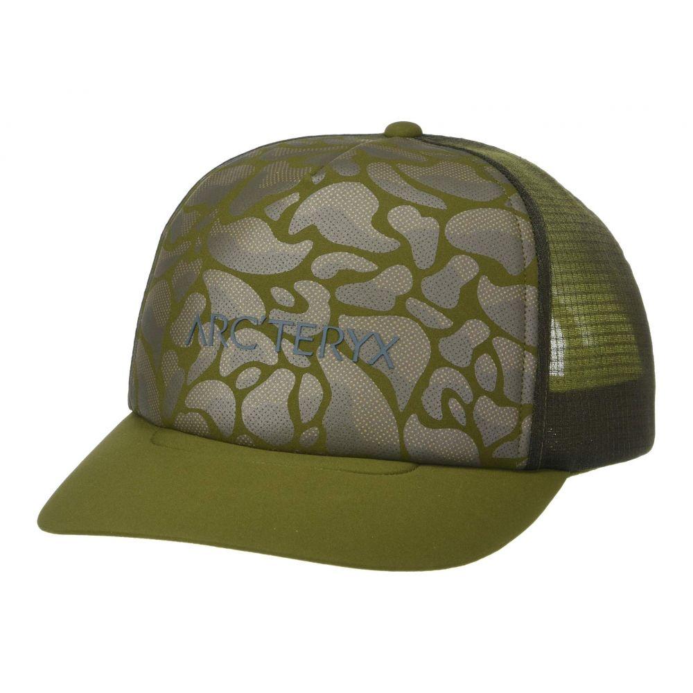 アークテリクス Arc'teryx レディース 帽子 キャップ【Climb Trucker Hat】Bushwhack