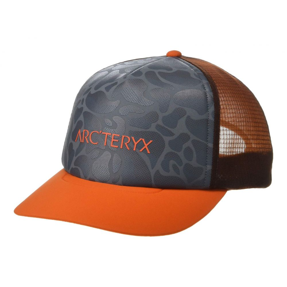 アークテリクス Arc'teryx レディース 帽子 キャップ【Climb Trucker Hat】Redox/Proteus/Trail Blaze