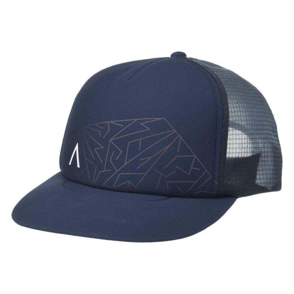 アークテリクス Arc'teryx レディース 帽子 キャップ【Mountain Trucker Hat】Dark Navy