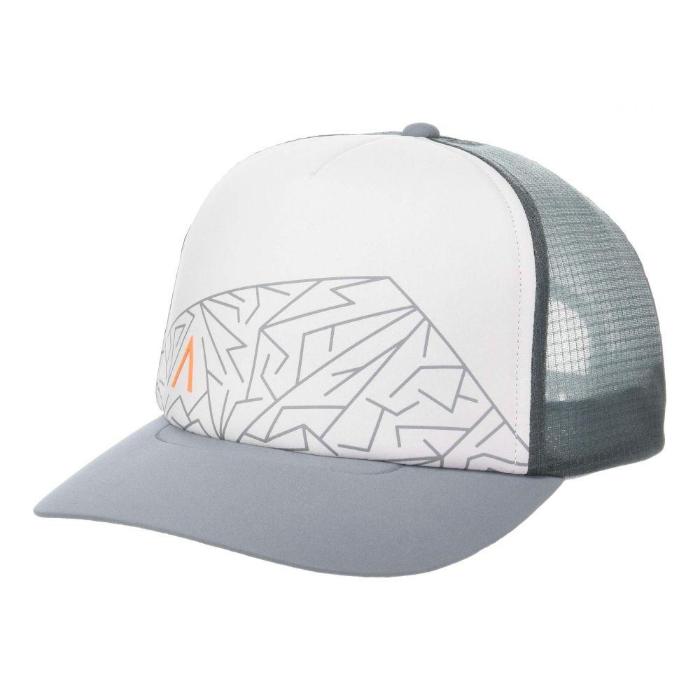 アークテリクス Arc'teryx レディース 帽子 キャップ【Mountain Trucker Hat】Proteus/Delos Grey