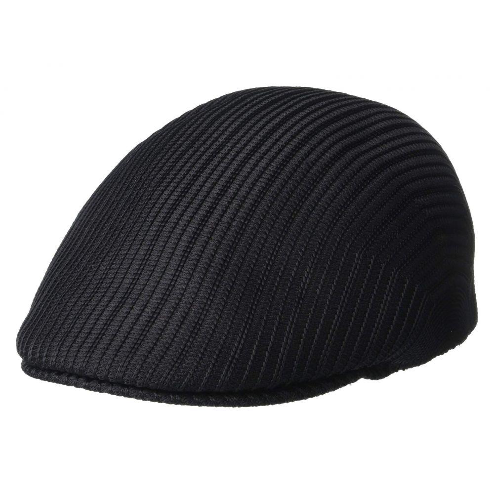 カンゴール Kangol レディース 帽子【Tropic Rib 507】Black