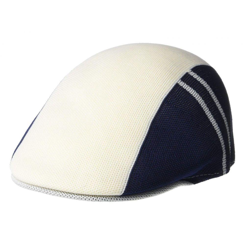 カンゴール Kangol レディース 帽子【Star Stripe 507】White