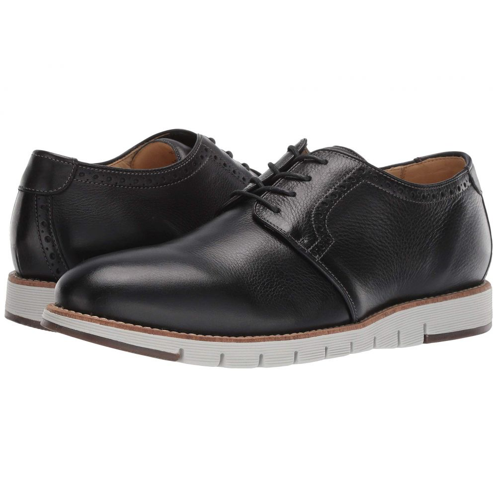 ジェイ&エム J&M EST. 1850 メンズ シューズ・靴 革靴・ビジネスシューズ【Martell Plain Toe】Black