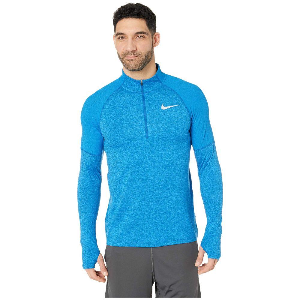 ナイキ Nike メンズ トップス【Element Top 1/2 Zip 2.0】Team Royal/Light Photo Blue/Reflective Silver