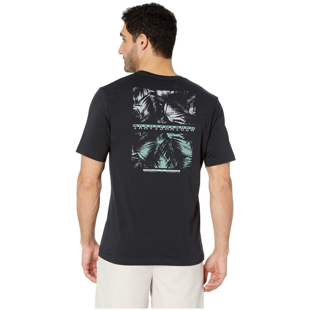 トラビスマシュー TravisMathew メンズ トップス Tシャツ【Expense It Tee】Black