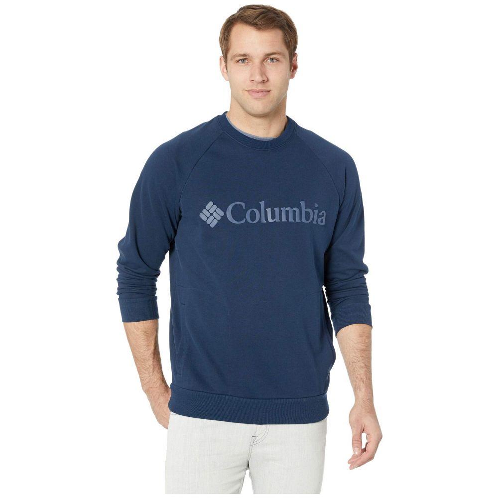 コロンビア Columbia メンズ トップス【CSC M Bugasweat(TM) Crew Shirt】Collegiate Navy