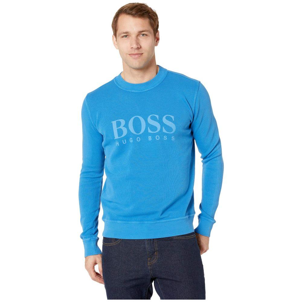 ヒューゴ ボス BOSS Hugo Boss メンズ トップス【Weave】Light/Pastel Blue