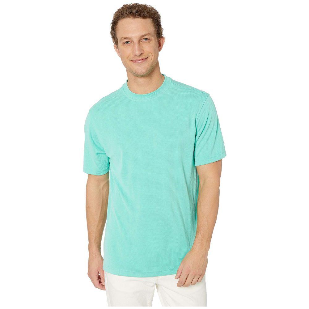 ブガッチ BUGATCHI メンズ トップス Tシャツ【Robert Short Sleeve T-Shirts】Paradise