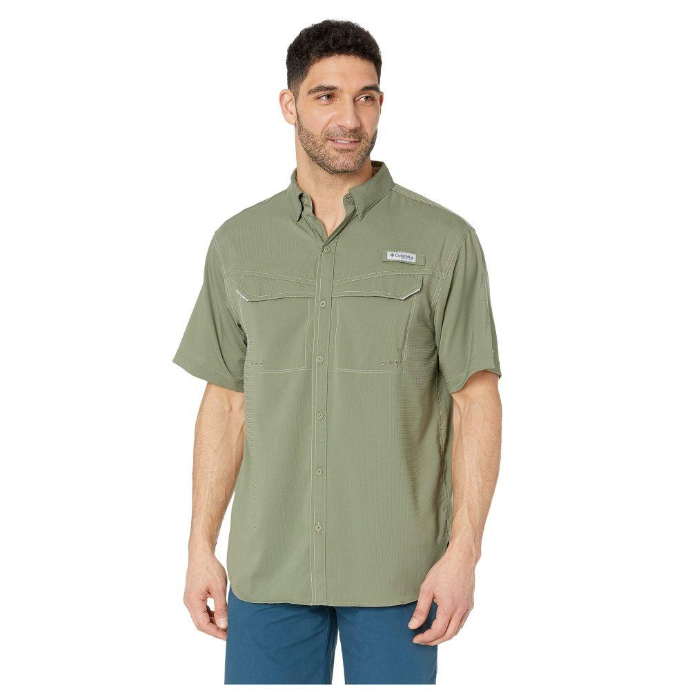 コロンビア Columbia メンズ トップス 半袖シャツ【Low Drag Offshore(TM) S/S Shirt】Cypress