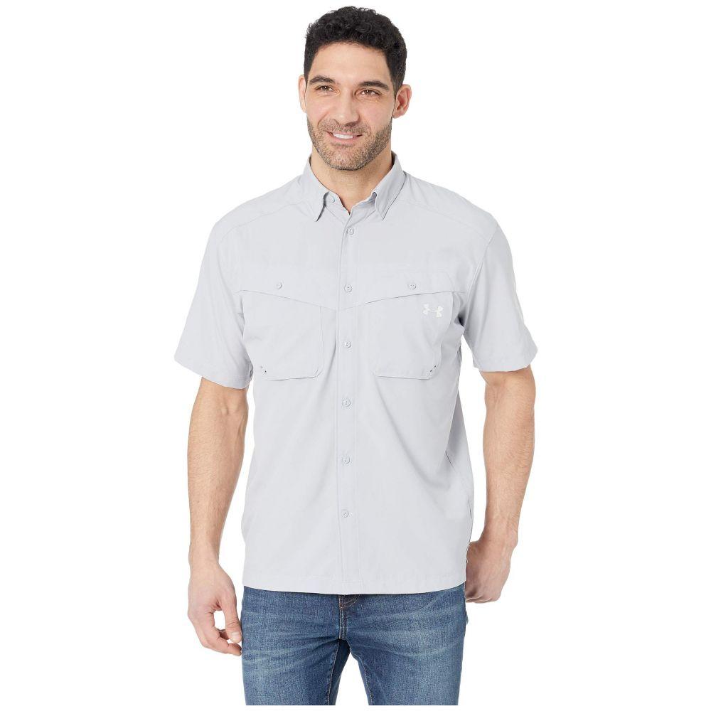 アンダーアーマー Under Armour メンズ トップス 半袖シャツ【UA Tide Chaser Short Sleeve Shirt】Mod Gray/Elemental