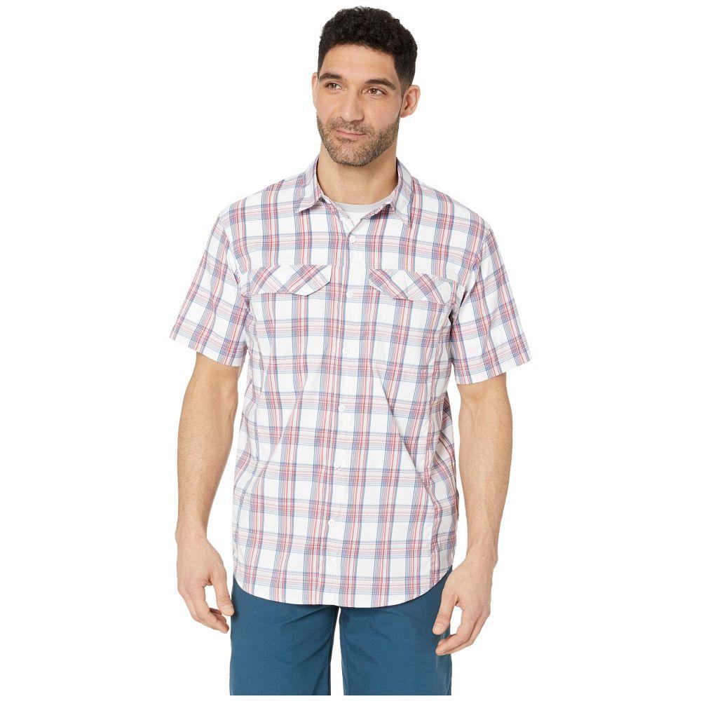 コロンビア Columbia メンズ トップス 半袖シャツ【Silver Ridge Lite Plaid Short Sleeve Shirt】Sunset Red Buff Check
