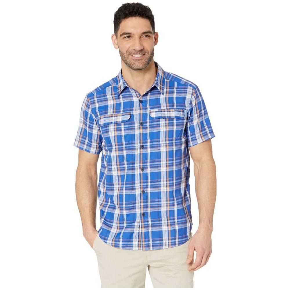 コロンビア Columbia メンズ トップス 半袖シャツ【Silver Ridge 2.0 Multi Plaid Short Sleeve Shirt】Azul Plaid