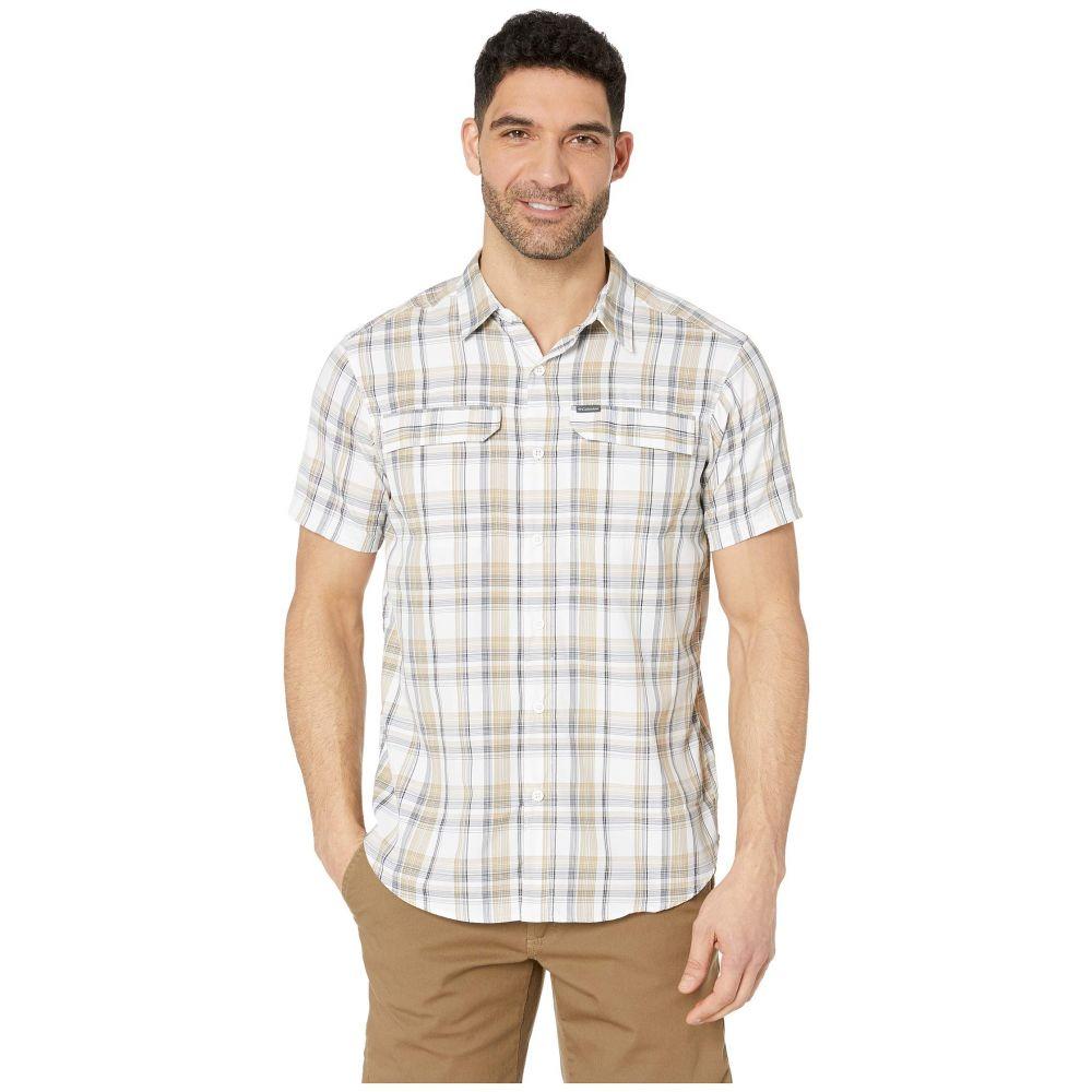 コロンビア Columbia メンズ トップス 半袖シャツ【Silver Ridge 2.0 Multi Plaid Short Sleeve Shirt】Beach Plaid