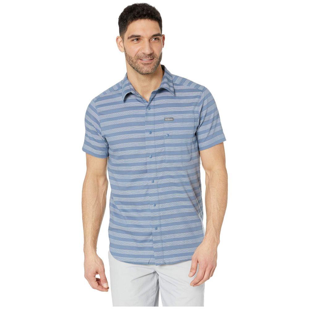 コロンビア Columbia メンズ トップス 半袖シャツ【Shoals Point(TM) Short Sleeve Shirt】Mountain Woven