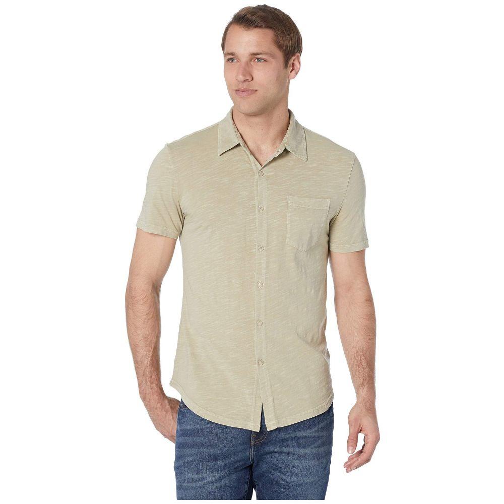 モドオードック Mod-o-doc メンズ トップス 半袖シャツ【Montana Short Sleeve Button Front Shirt】Tumbleweed