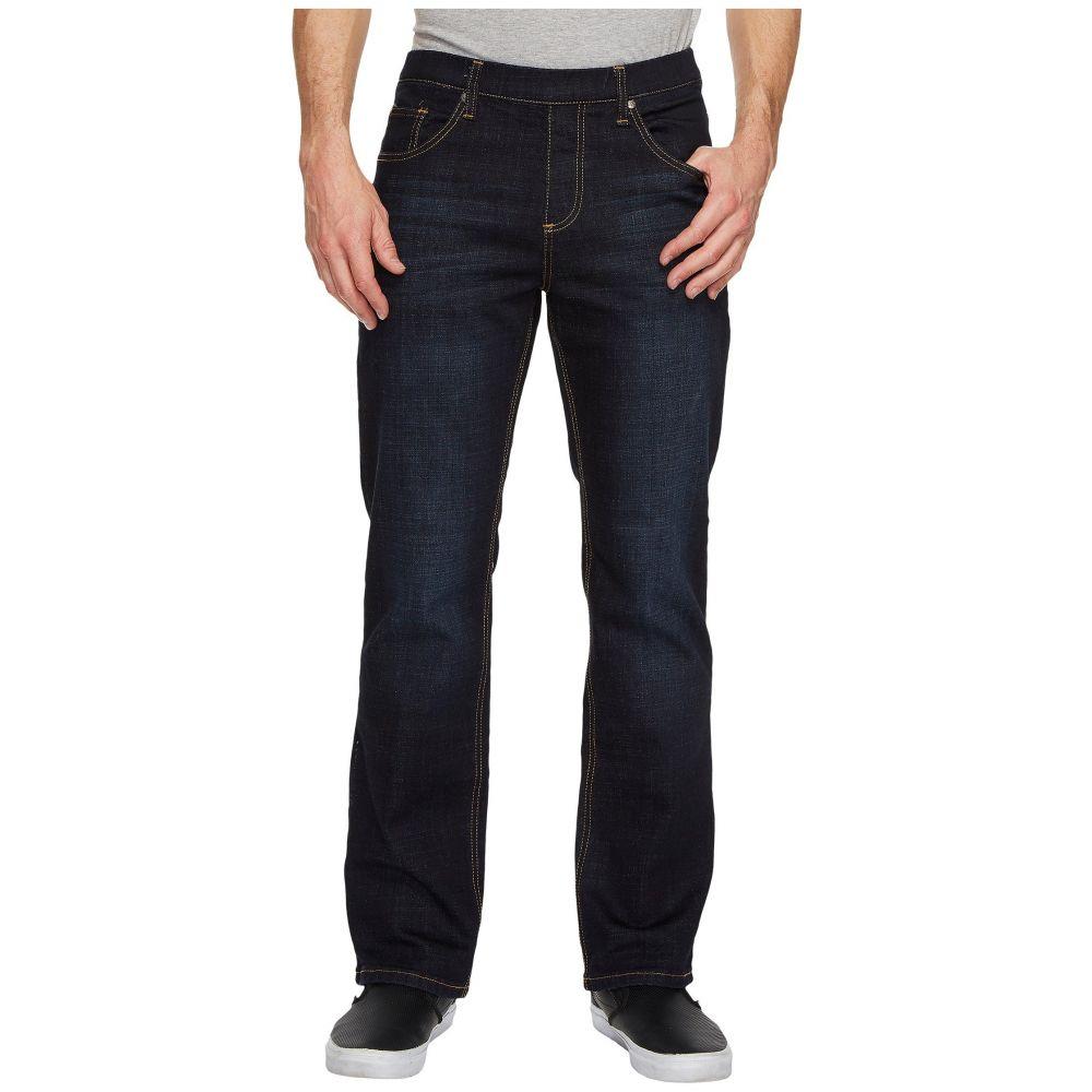 NBZ メンズ ボトムス・パンツ ジーンズ・デニム【Slate Blue Elastic Waist Jeans】Slate Blue
