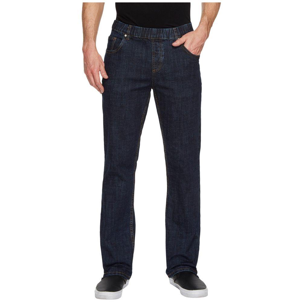 NBZ メンズ ボトムス・パンツ ジーンズ・デニム【Electric Blue Elastic Waist Jeans】Electric Blue