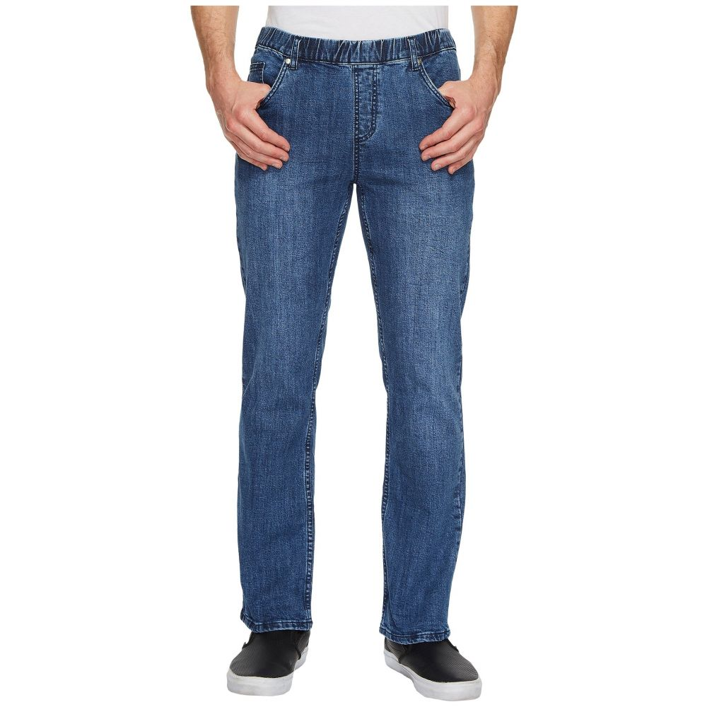 NBZ メンズ ボトムス・パンツ ジーンズ・デニム【Imperial Blue Elastic Waist Jeans】Imperial Blue