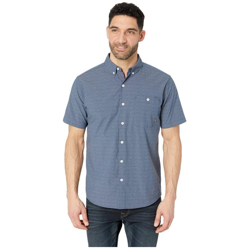 マウンテンハードウェア Mountain Hardwear メンズ トップス 半袖シャツ【Clear Creek(TM) Short Sleeve Shirt】Zinc