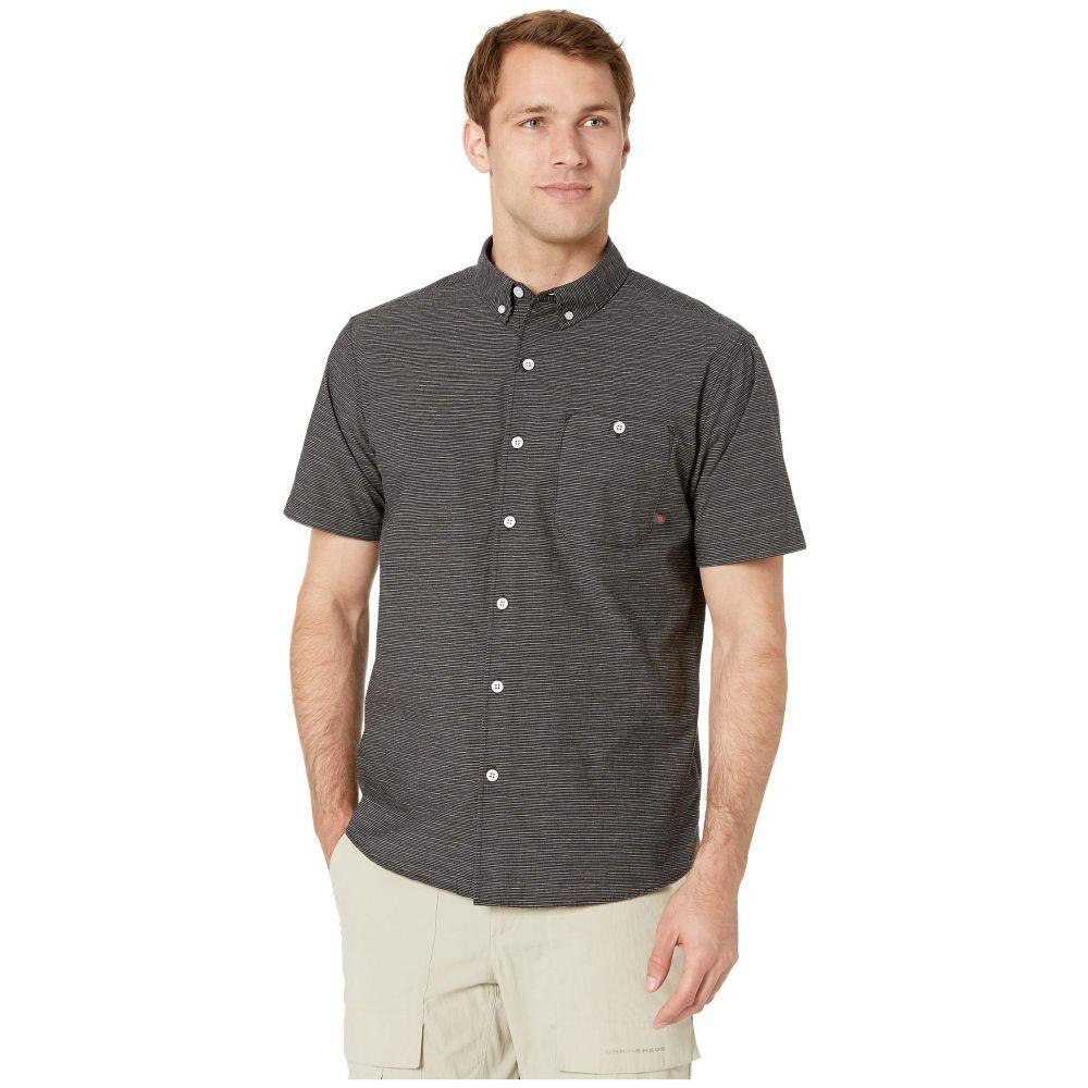 マウンテンハードウェア Mountain Hardwear メンズ トップス 半袖シャツ【Clear Creek(TM) Short Sleeve Shirt】Black
