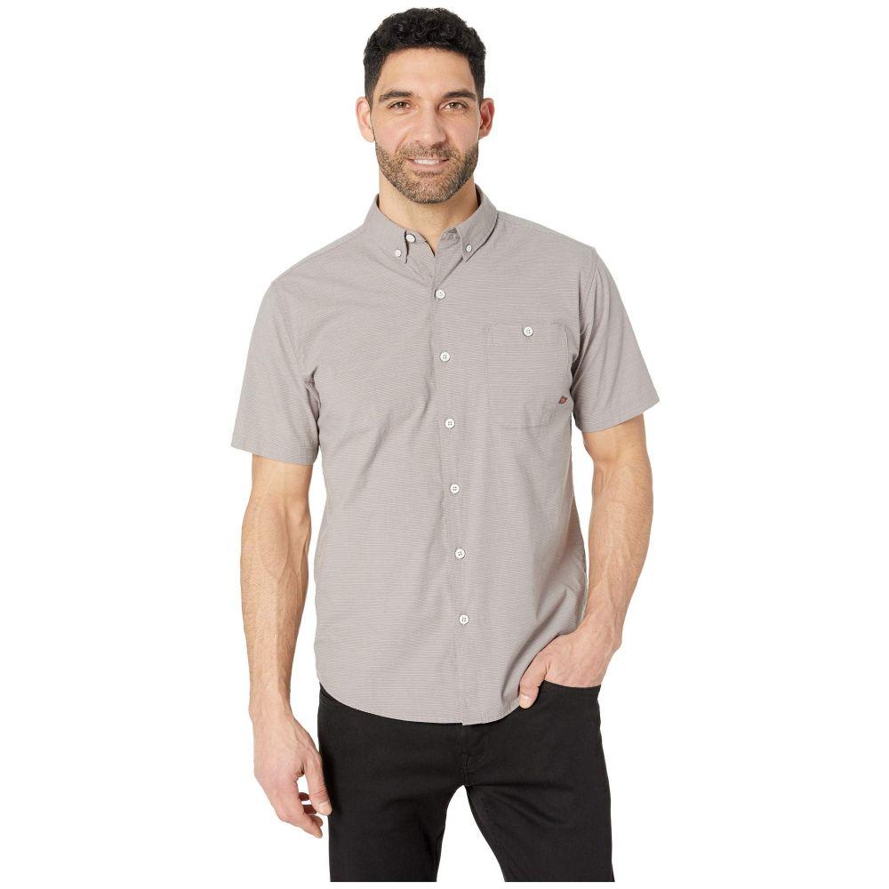 マウンテンハードウェア Mountain Hardwear メンズ トップス 半袖シャツ【Clear Creek(TM) Short Sleeve Shirt】Manta Grey
