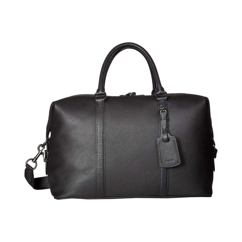 コーチ COACH メンズ バッグ ボストンバッグ・ダッフルバッグ【Explorer Bag in Pebbled Leather】Black