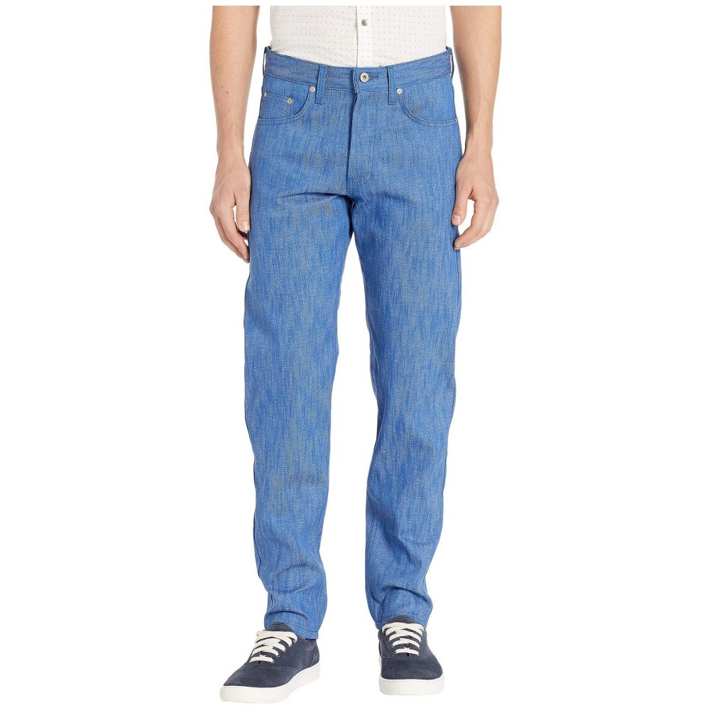 ネイキッド アンド フェイマス Naked & Famous メンズ ボトムス・パンツ ジーンズ・デニム【Easy Guy Blue Storm Slub Jeans】Blue Storm Slub
