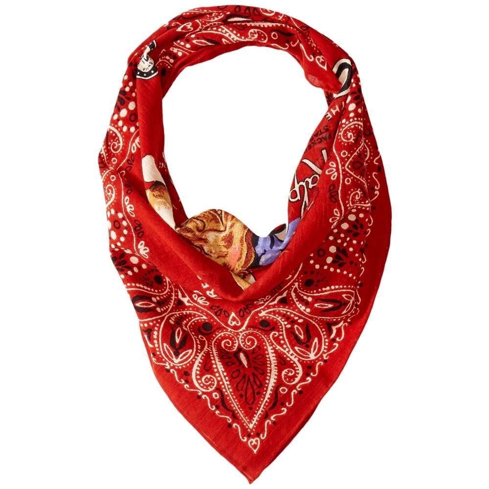 ラルフ ローレン Polo Ralph Lauren メンズ バンダナ【Conversational Bandana】Americana Red