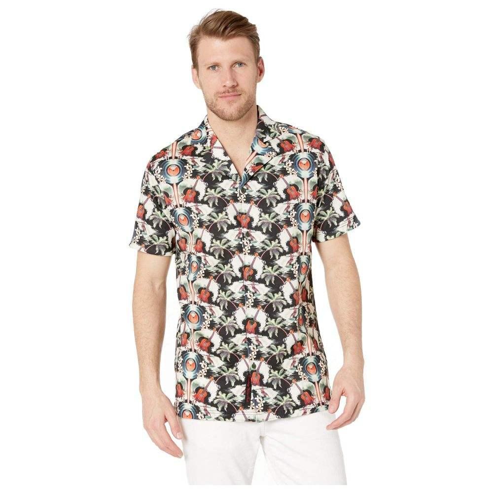 ロバートグラハム Robert Graham メンズ トップス 半袖シャツ【Guitar Camp Short Sleeve Knit Shirt】Multi