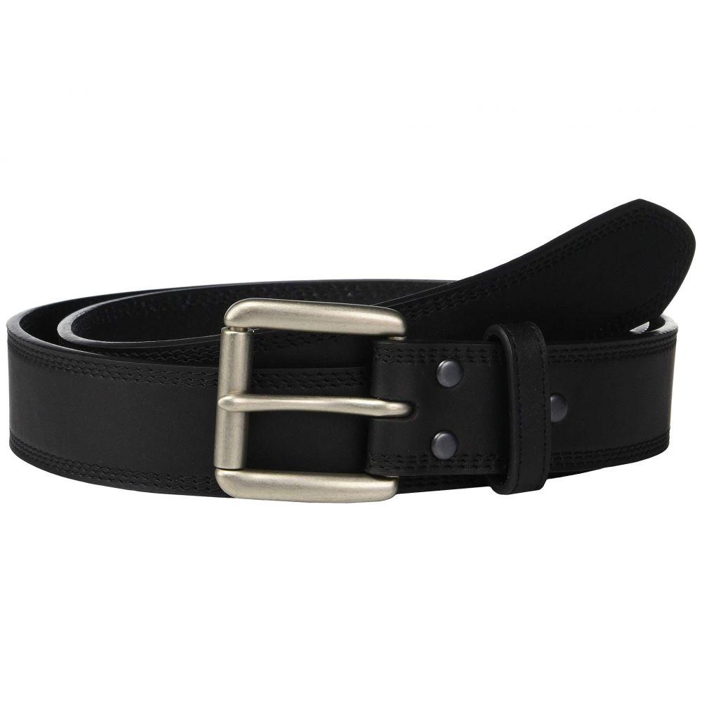 アリアト Ariat メンズ ベルト【Classic Belt w/ Roller Buckle】Black