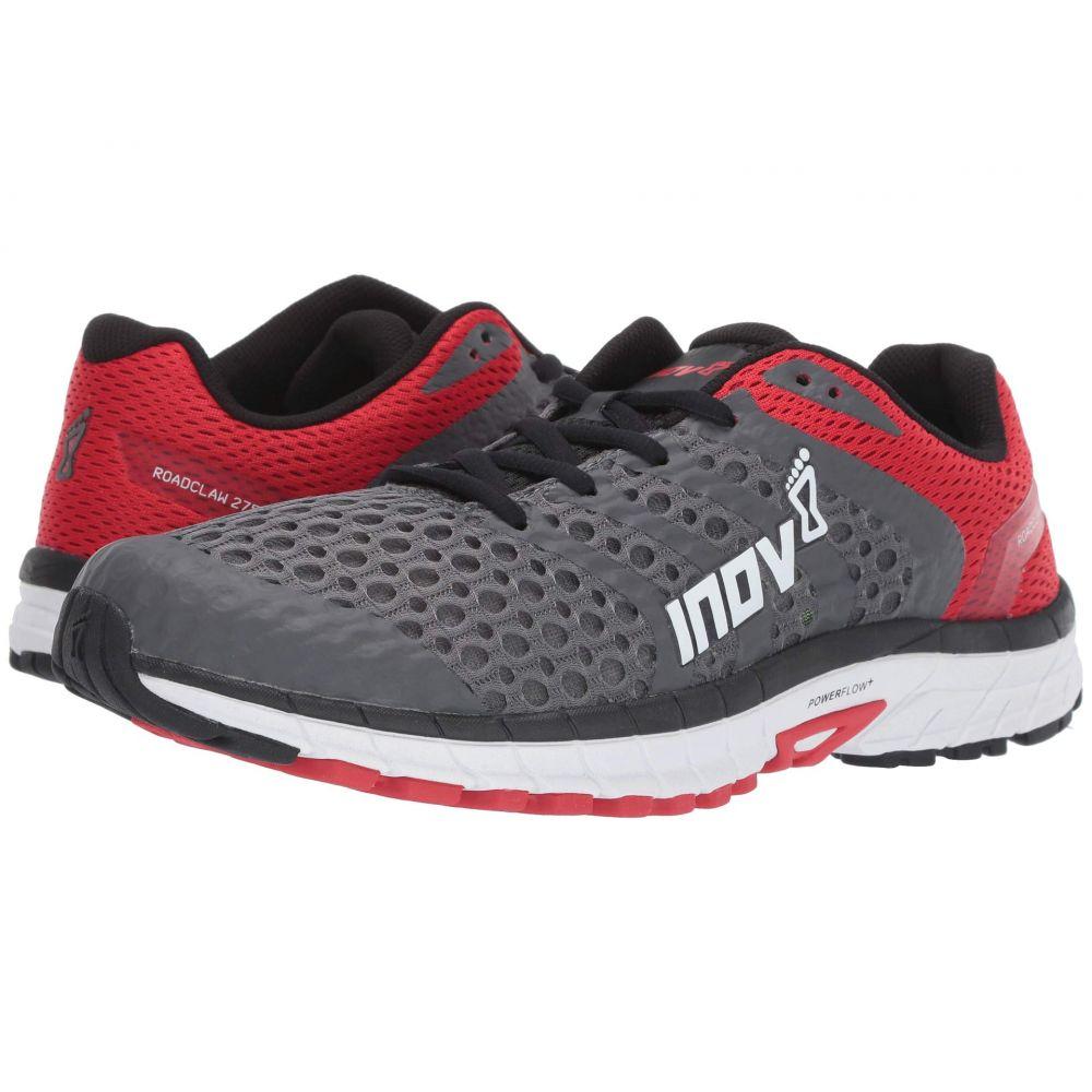 イノヴェイト inov-8 メンズ ランニング・ウォーキング シューズ・靴【Roadclaw 275 V2】Grey/Red
