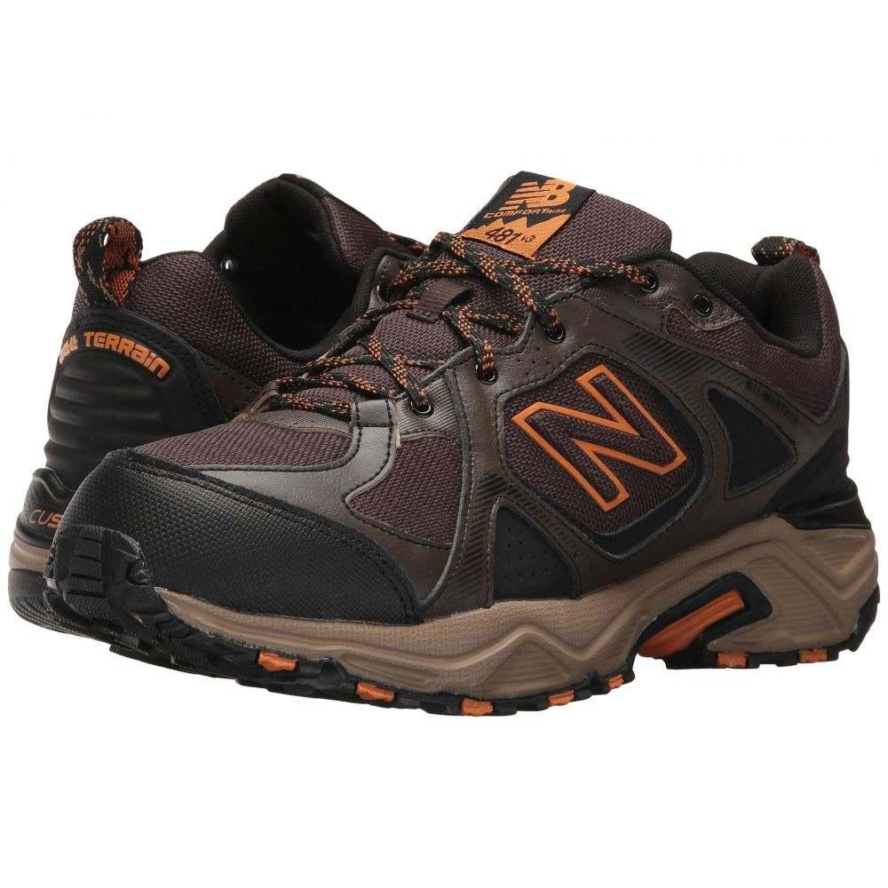 ニューバランス New Balance メンズ ランニング・ウォーキング シューズ・靴【MT481v3】Chocolate Brown/Black