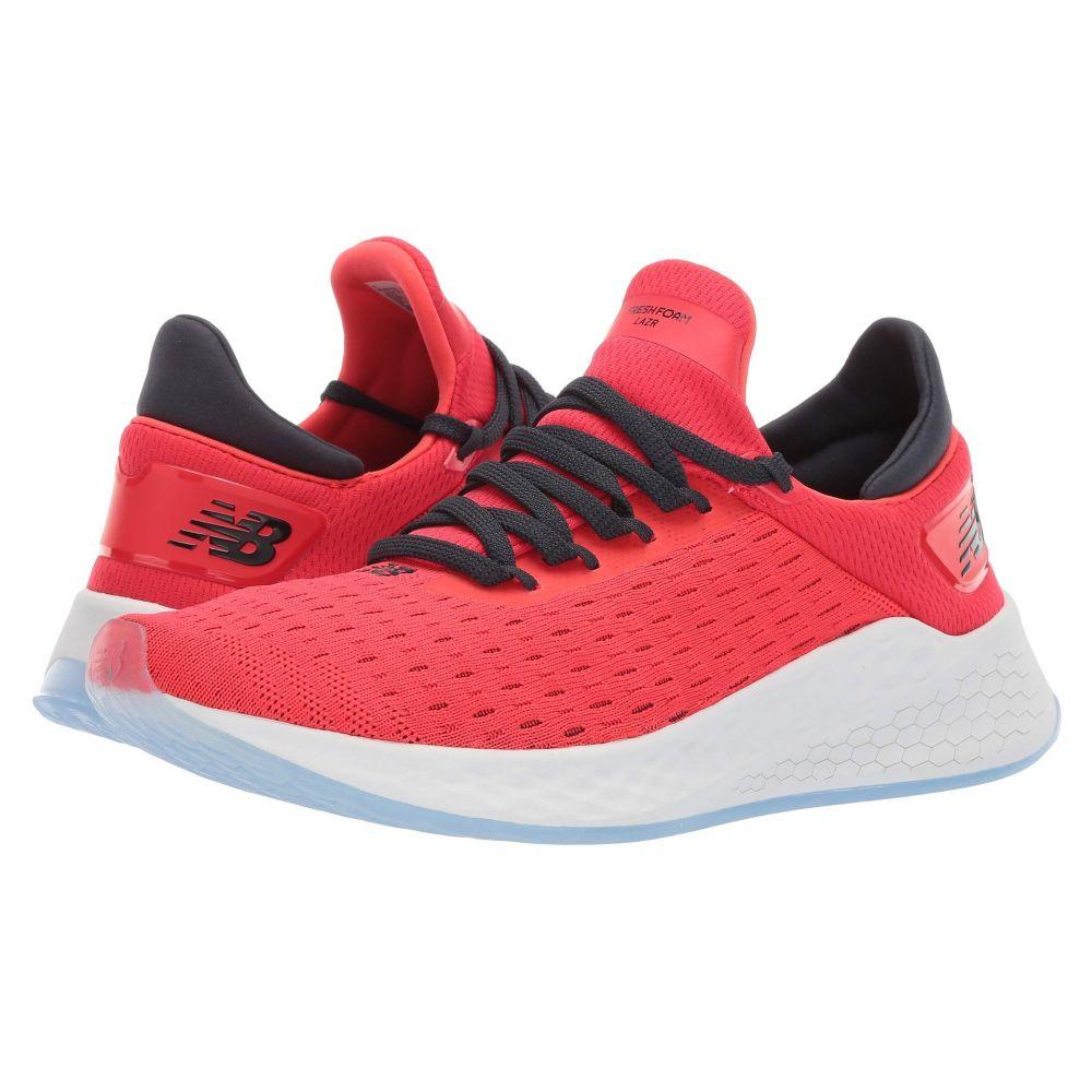 ニューバランス New Balance メンズ ランニング・ウォーキング シューズ・靴【Fresh Foam Lazr v2】Energy Red/Outer Space