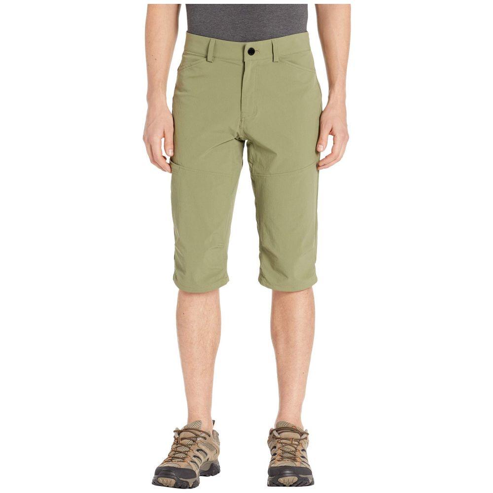 マウンテンハードウェア Mountain Hardwear メンズ ボトムス・パンツ【Logan Canyon(TM) 3/4 Pants】Light Army