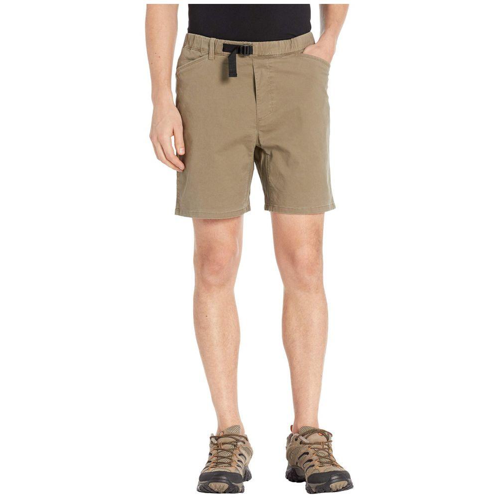 マウンテンハードウェア Mountain Hardwear メンズ ボトムス・パンツ ショートパンツ【Cederberg(TM) Pull-On Shorts】Darklands
