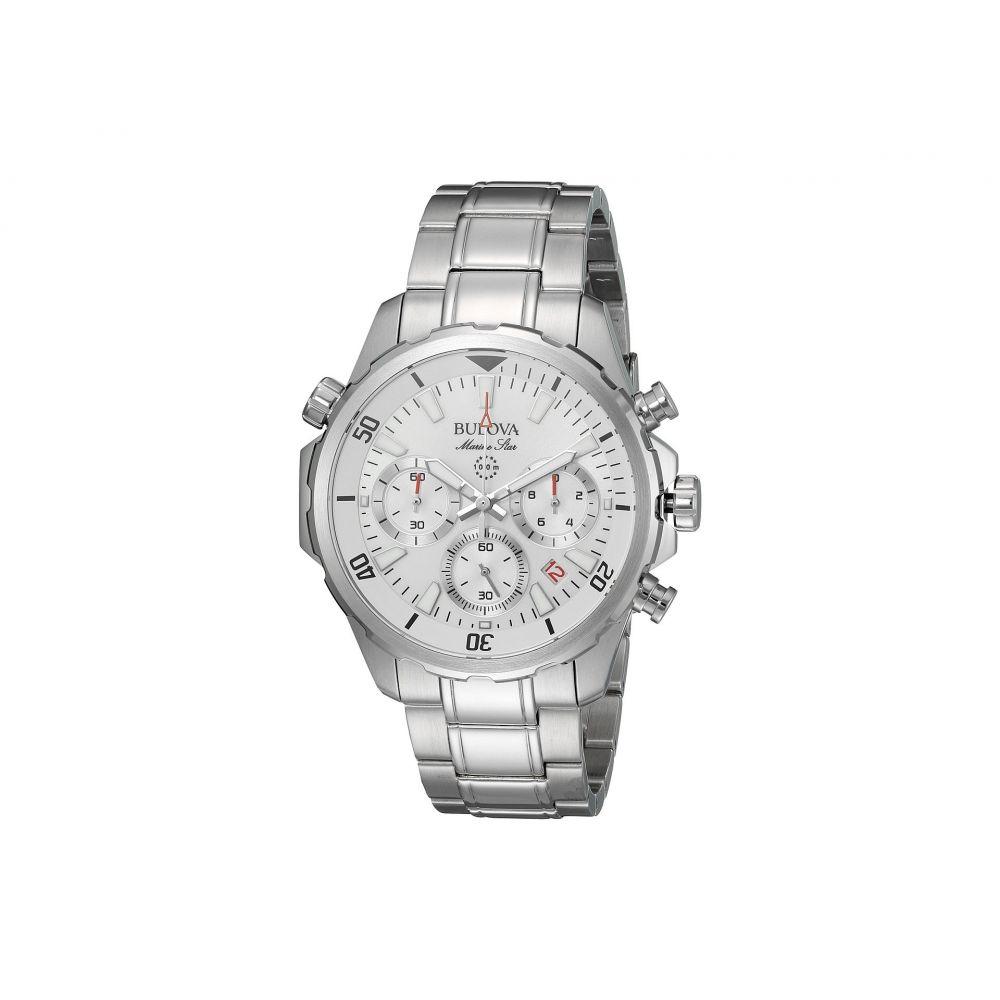 ブローバ Bulova メンズ 腕時計【Marine Star - 96B255】White